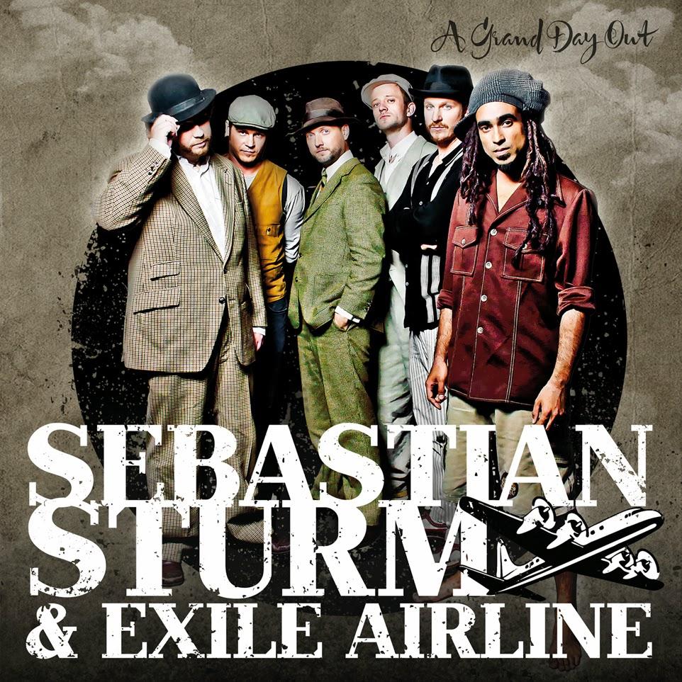 Sebastian Sturm A Grand Day Out - 2013